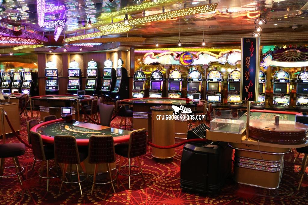 vision casino