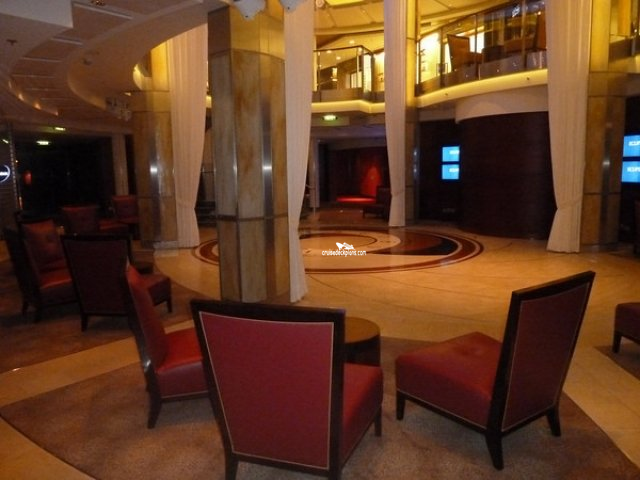 Celebrity Eclipse Entertainment Court