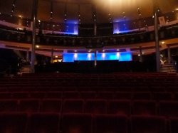 Celebrity Eclipse Eclipse Theater Crissy