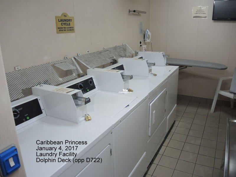 Caribbean princess caribe deck plan tour laundry picture baanklon Choice Image