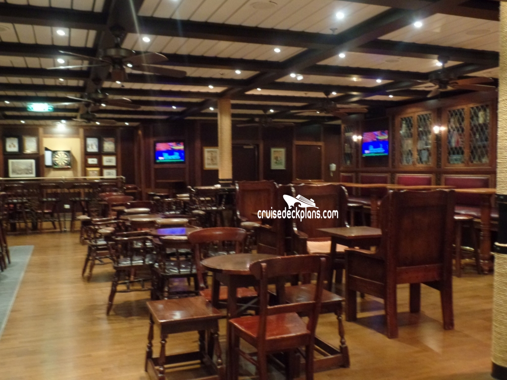 Brilliance of the Seas Pub