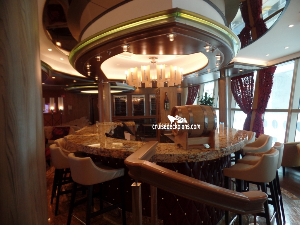 Brilliance of the Seas Vintages