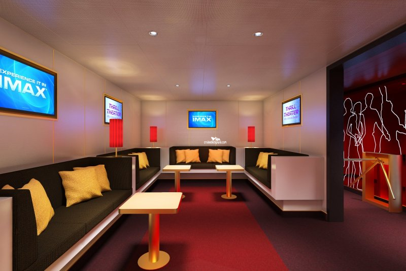 Dp celebrity theater seating
