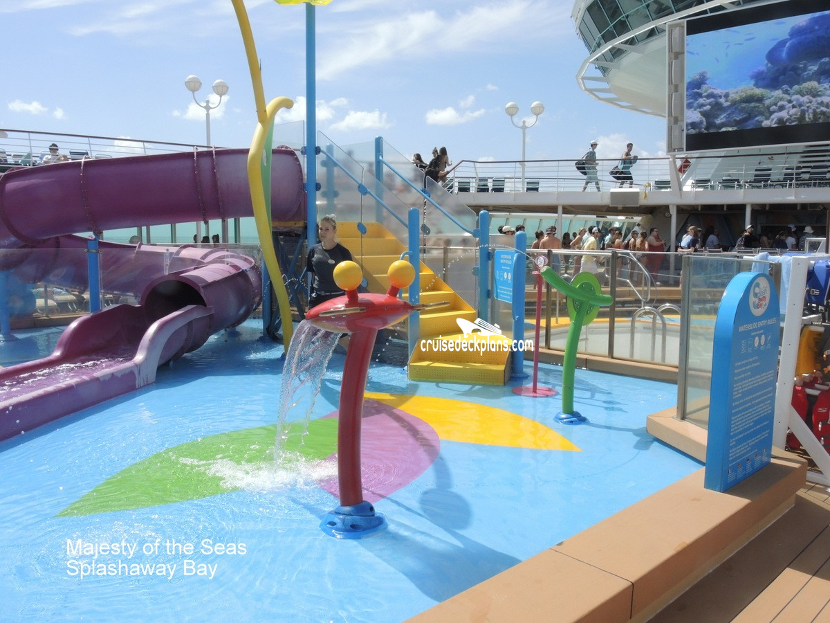 Majesty of the Seas Splashaway Bay