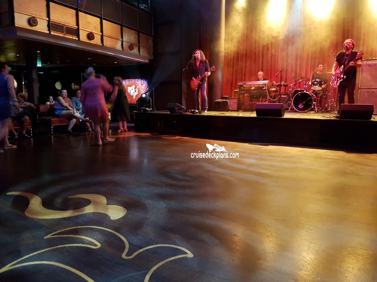 Ovation Of The Seas Music Hall