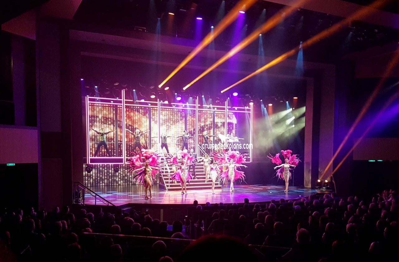 Ovation Of The Seas Royal Theatre