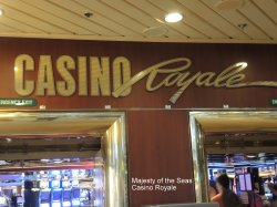 Majesty of the Seas Casino Royale MEGATLX