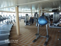Majesty of the Seas Fitness Center MEGATLX