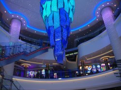 Norwegian Escape 678 Place Robert Stack