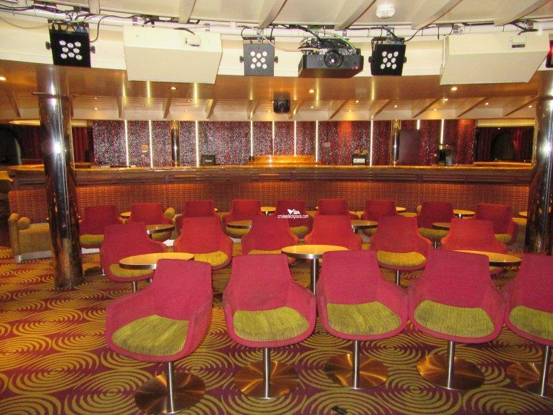 Carnival Sunshine Limelight Lounge