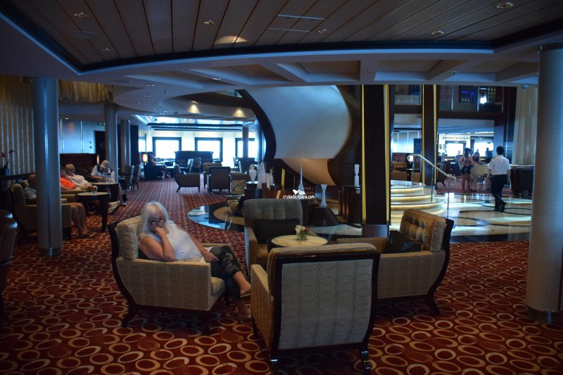 Grand Foyer Bar : Celebrity silhouette grand foyer pictures