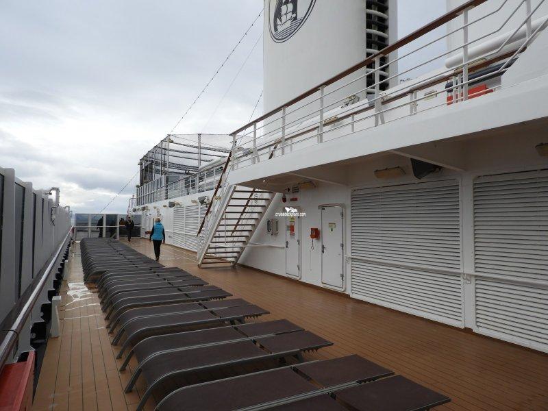 Eurodam Panorama Deck Plan Tour