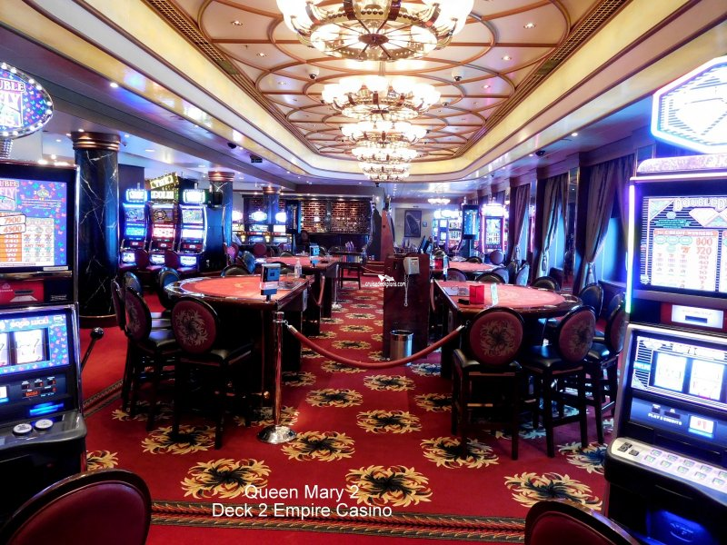 Queen Mary Empire Casino Pictures