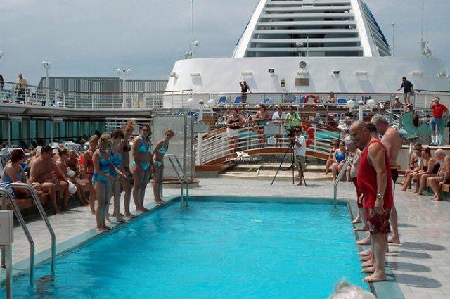 Sun princess riviera pool pictures - Riviera pool ...