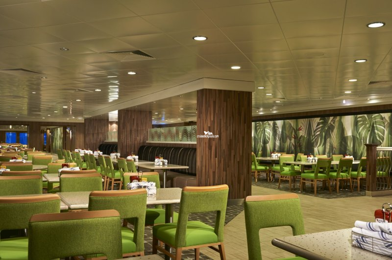 Norwegian Jade Garden Cafe