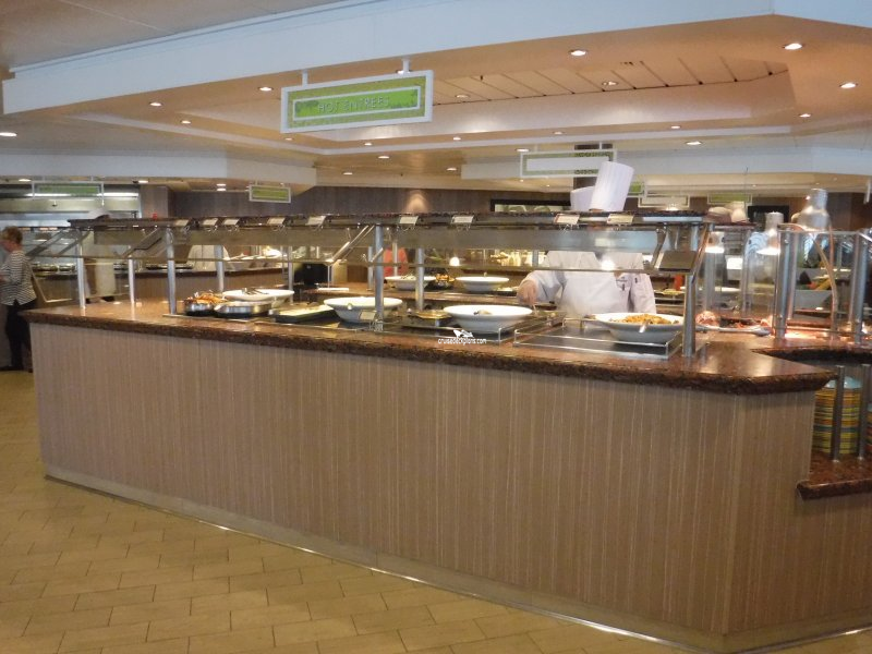 Norwegian Jade Garden Cafe Pictures