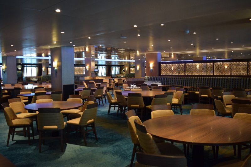 Carnival Vista Reflections Restaurant Pictures