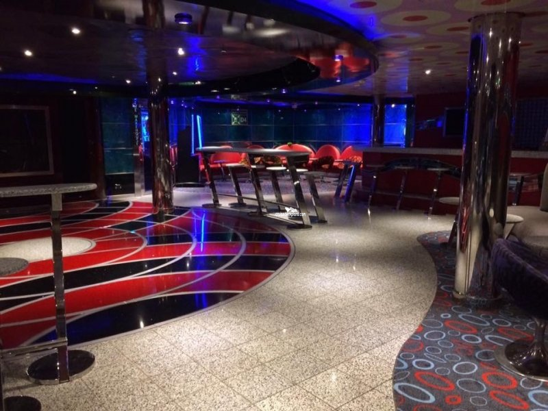 Carnival Magic Club O2 Pictures