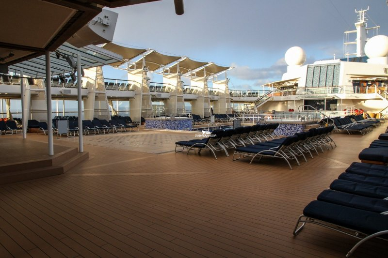 Panorama deck celebrity solstice