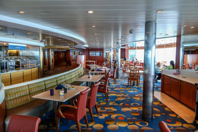 Oceanview cafe celebrity eclipse