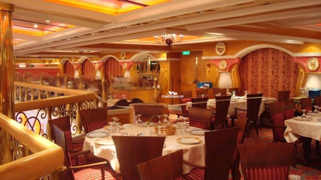 Carnival Valor Washington Dining Room Pictures