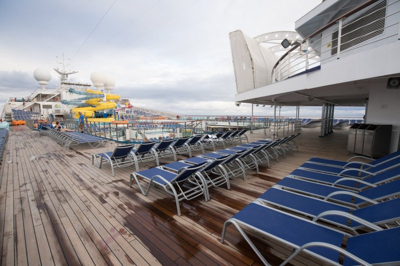 Carnival Glory Panorama Deck Pictures
