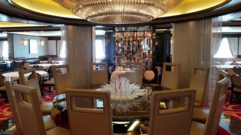 Regal Princess Allegro Dining Room Pictures, Allegro Dining Room Furniture