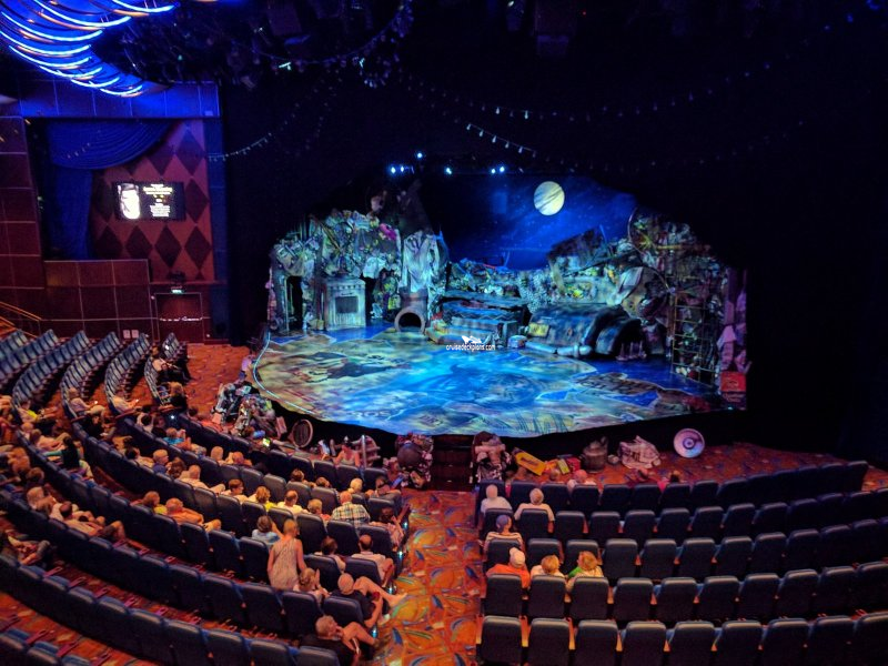 Oasis of the Seas Opal Theater picture
