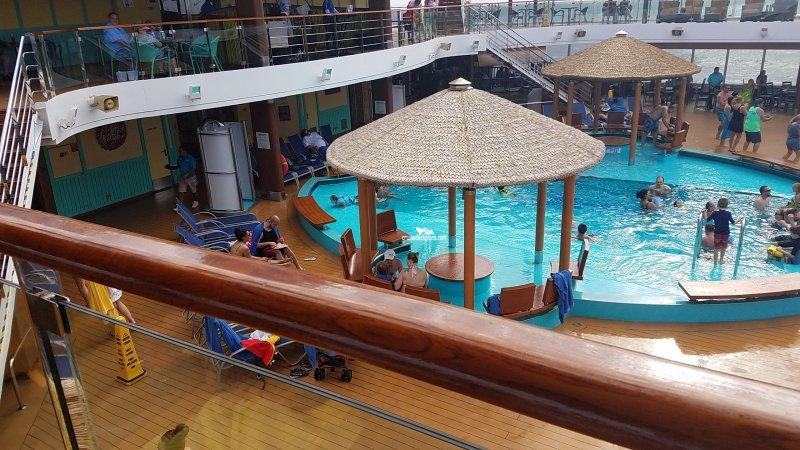Carnival Breeze Panorama Deck Plan Tour