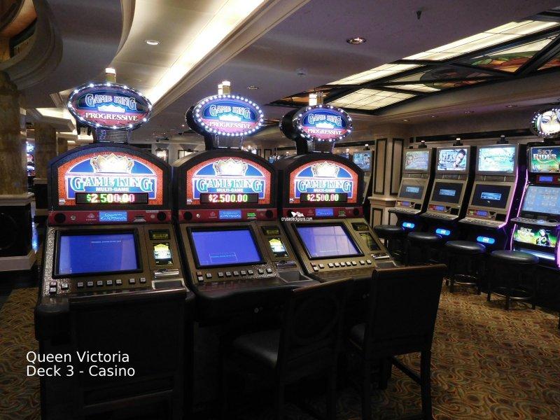 Club Seven Casino Queen