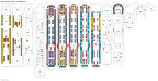 Liberty of the Seas deck plans