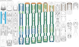 msc divina deck 11 deck plan tour