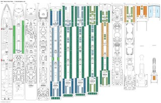 Msc Musica Deck Plans Diagrams Pictures Video