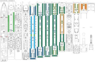 MSC Poesia deck plans