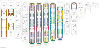 Navigator of the Seas deck plans