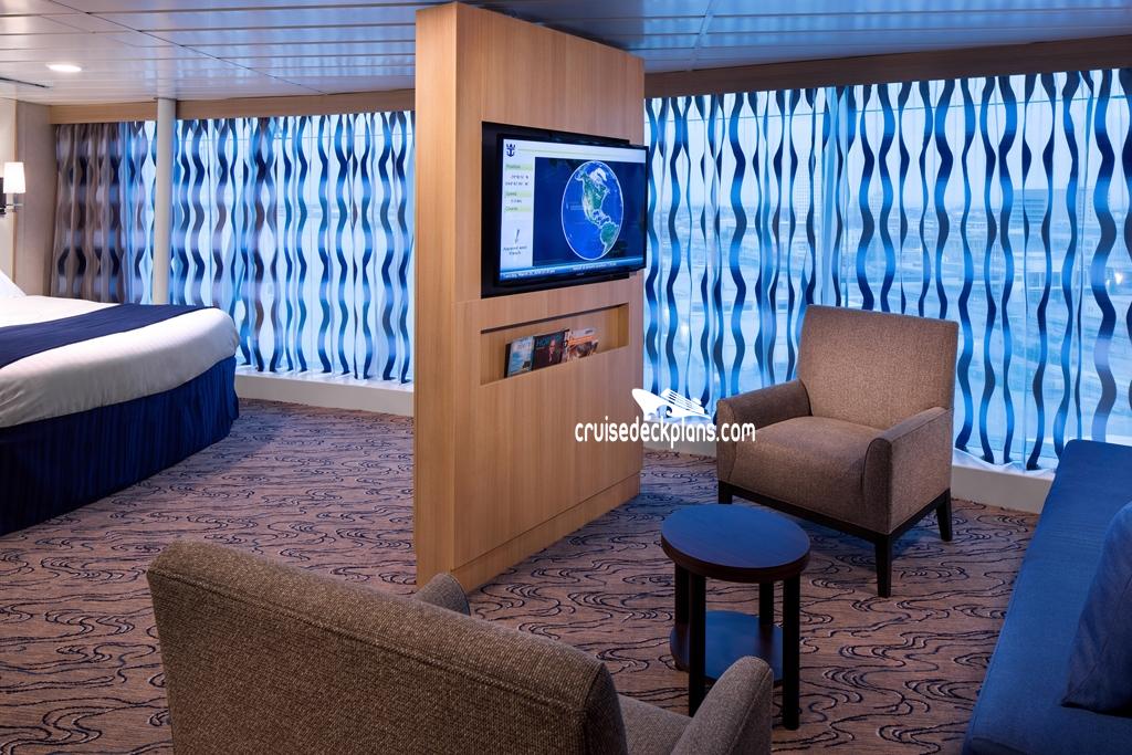 Explorer Of The Seas Panoramic Oceanview Stateroom