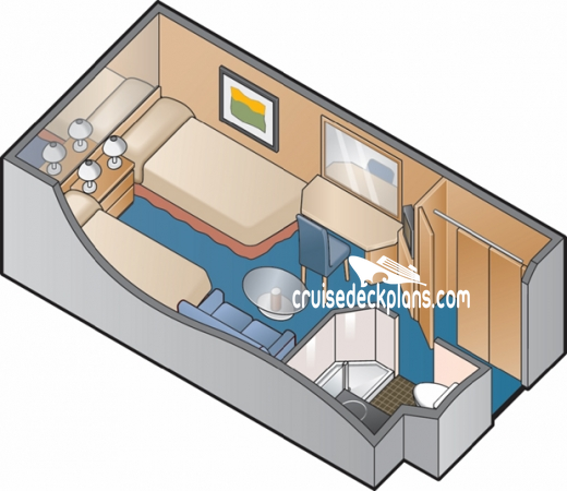 Celebrity Infinity Interior Diagram Layout