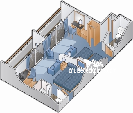 Celebrity Xpedition Penthouse Suite Diagram Layout