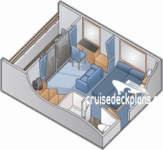 Celebrity Xpedition Xpedition Suite Diagram Layout