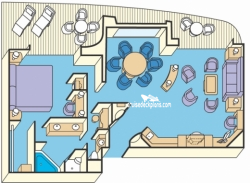 Grand Suite diagram