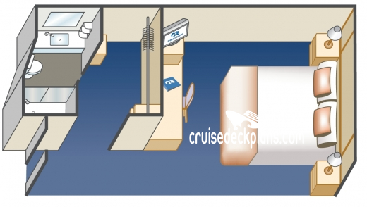 Majestic Princess Interior Diagram Layout