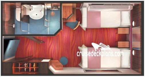Norwegian Jewel Interior Diagram Layout