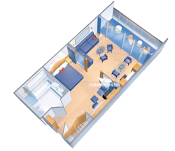 Owners Suite diagram