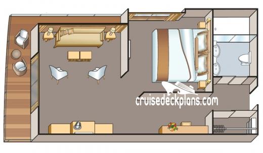 Viking Kadlin Deck Plans Diagrams Pictures Video