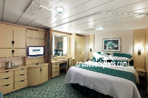 Freedom of the Seas Family Interior Diagram Layout