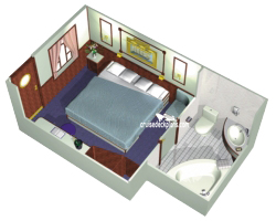 Owners Cabin diagram