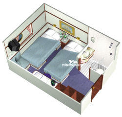 Deck Cabin diagram