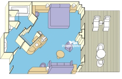 Suite diagram
