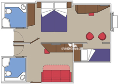 Family Oceanview diagram