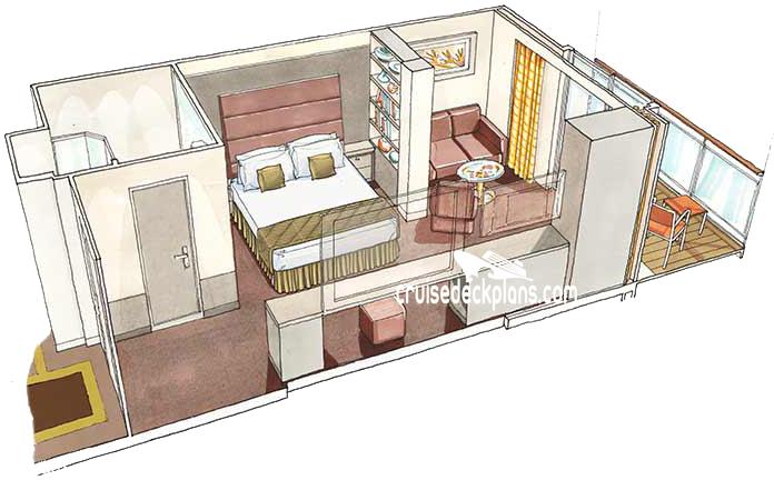 Handicap Deluxe Suite